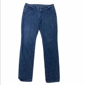 Michael a Kors Straight leg blue jeans 8